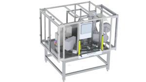 Montageautomat, Rundtaktmaschine