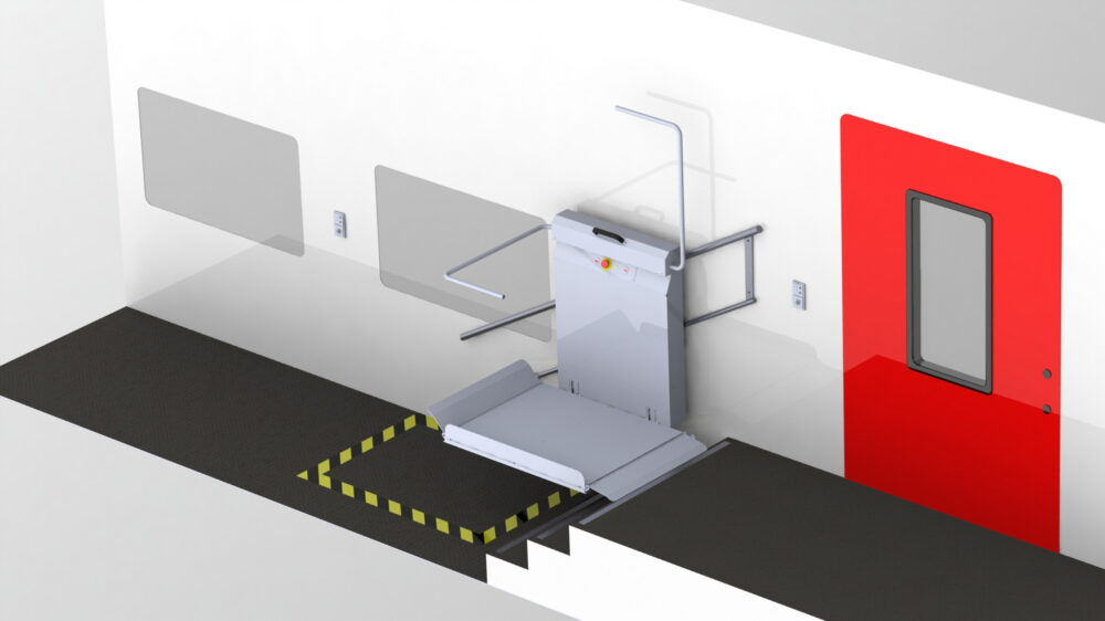 Stairlift - simplify engineering AG