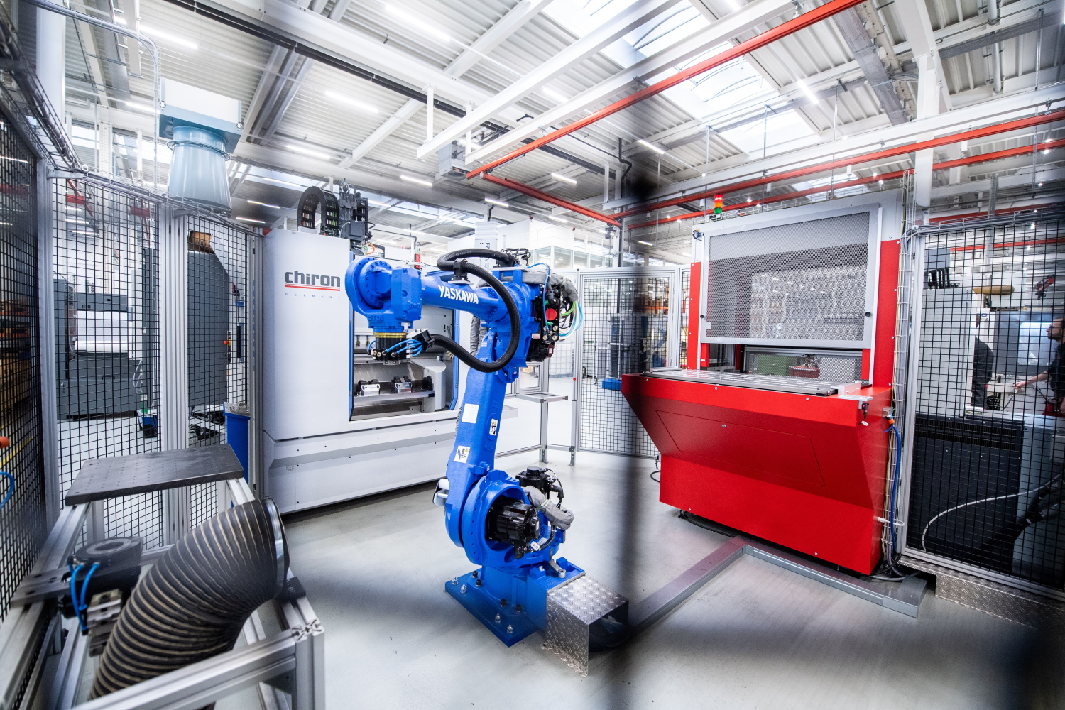 Automation with workpiece handling - simplify engineering AG